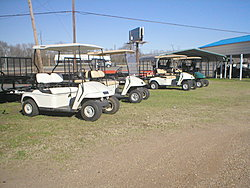 Used 2000 E-Z-Go/Club Car